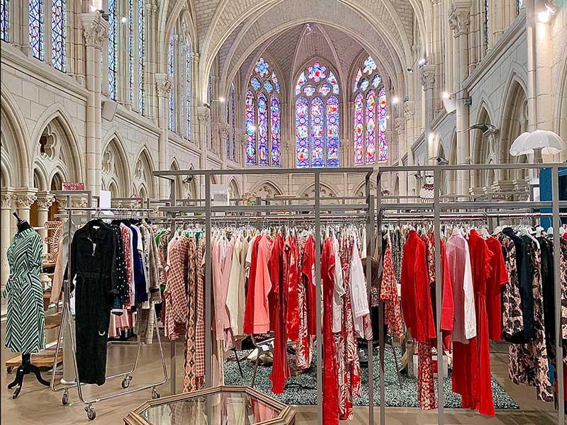 showroom vêtements nantes